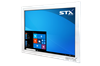 X6217-RT Industrial Panel PC with Resistive Touch Screen