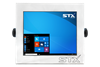 STX X7008-RT Harsh Environment Computer with Resistive Touch Screen