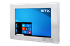 X7308-RT Industrial Panel PC - Fanless Computer For Harsh Environments with Resistive Touch Screen