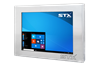 X7310-RT Industrial Panel PC - Fanless Computer For Harsh Environments with Resistive Touch Screen