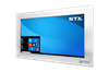 X7324-RT Industrial Panel PC - Fanless Computer For Harsh Environments with Resistive Touch Screen