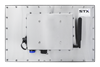 Fully sealed Industrial Panel PC with IP67 rated connectors - Rear Side